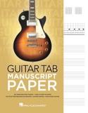 Cahier tablature spécial guitare Cahier de Musique laflutedepan.com
