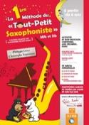 Tout Petit Saxophoniste Partition Saxophone - laflutedepan.com