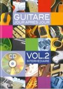 La Guitare Jour Après Jour Volume 2 Bruno Desganges laflutedepan.com