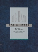 TV Blues Bob Mintzer Partition ENSEMBLES - laflutedepan.com