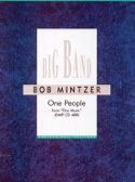 One People Bob Mintzer Partition ENSEMBLES - laflutedepan.com