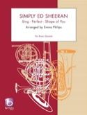 Simply Ed Sheeran - Quatuor de Cuivres Ed Sheeran laflutedepan.com