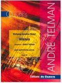 Alleluia - Quintette de cuivres MOZART Partition laflutedepan.com