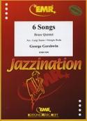 6 Songs George Gershwin Partition laflutedepan.com