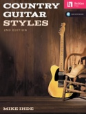 Country Guitar Styles - 2nd Edition Mike Ihde laflutedepan.com