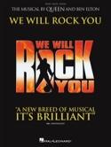 We Will Rock You - Comédie Musicale Queen Partition laflutedepan.com