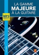 La gamme Majeure à la guitare David Roux Partition laflutedepan.com
