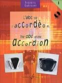 L' ABC de L' Accordéon Volume 1 Frédéric Guérouet laflutedepan.com