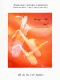 Opcit - Philippe Hurel - Partition - Saxophone - laflutedepan.com