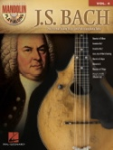 Mandolin Play-Along Volume 4 - J.S. Bach - laflutedepan.com