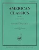 American Classics, Volume 1 pour Quintette de Cuivres - Score laflutedepan.com