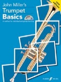Trumpet Basics Pupil's Book John Miller Partition laflutedepan.com