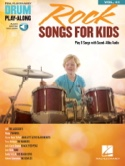 Drum Play-Along Volume 41 - Rock Songs for Kids - laflutedepan.com