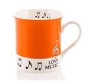 Mug - Tasse Orange - Accessoires - Accessoire - laflutedepan.com