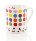 Mug - Tasse à points - Accessoires - Accessoire - laflutedepan.com