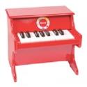 Piano Rouge Confetti JANOD® Accessoires Accessoire laflutedepan.com