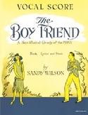 The Boyfriend The Boy Friend - Vocal Score laflutedepan.com