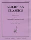 American Classics, Volume 2 (Score) - Brass Quintet - laflutedepan.com