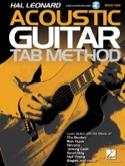 Hal Leonard Acoustic Guitar Tab Method volume 1 laflutedepan.com