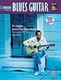 Mastering Acoustic Blues Guitar - Lou Manzi - laflutedepan.com