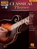 Mandolin Play-Along Volume 11 - Classical Themes laflutedepan.com