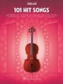 101 Hit Songs for Cello - Partition - laflutedepan.com