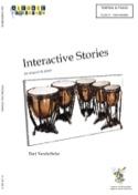 Interactive Stories Bart Vanderbeke Partition laflutedepan.com
