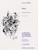 Pièce - Pascal Laborie - Partition - Batterie - laflutedepan.com