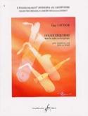 12 Esquisses dans le Style Contemporain Guy Lacour laflutedepan.com