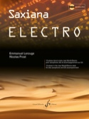 Saxiana Electro - Nicolas Prost & Emmanuel Lerouge - laflutedepan.com