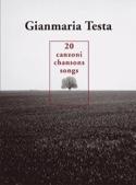 20 Chansons - Canzoni - Songs Gianmaria Testa laflutedepan.com