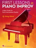 First Lessons in Piano Improv Jeremy Siskind Livre laflutedepan.com