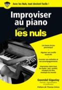 Improviser au Piano pour Les Nuls Giguelay Gwendal laflutedepan.com
