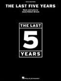 The Last Five Years - Vocal Selections laflutedepan.com