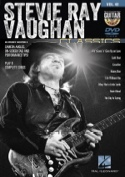 Stevie Ray Vaughan Classics - Guitar Play Along DVD Volume 43 laflutedepan.com