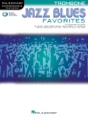 Jazz Blues Favorites Partition Trombone - laflutedepan.com