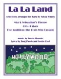 La La Land arrangé pour Harpe - LA LA LAND - laflutedepan.com