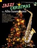 Jazzy Christmas for Alto Saxophone Noël Partition laflutedepan.com