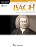 The Very Best of Bach BACH Partition Cor - laflutedepan.com