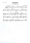 Shopping Pascal Proust Partition Saxophone - laflutedepan.com