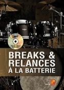Breaks & Relances A La Batterie Eric Thiévon laflutedepan.com