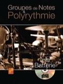 Groupes de Note & Polyrythmie à la Batterie laflutedepan.com