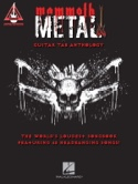 Mammoth Metal Guitar Tab Anthology Partition laflutedepan.com
