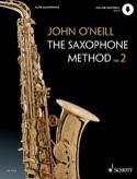 The Saxophone Method - Volume 2 John O' Neill laflutedepan.com