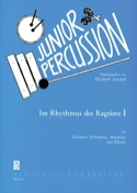 In the Rhythm of the Ragtime Partition Xylophone - laflutedepan.com