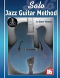 Solo Jazz Guitar Method Barry Green Partition laflutedepan.com