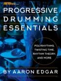 Progressive Drumming Essentials Aaron Edgar Partition laflutedepan.com