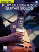 How to Play Blues/Rock Guitar Solos - Partition - laflutedepan.com
