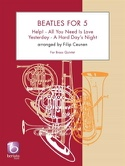 Beatles for 5 - Quintette de Cuivres - The Beatles - laflutedepan.com