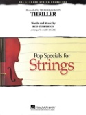 Thriller - Pop Specials for Strings Michael Jackson laflutedepan.be